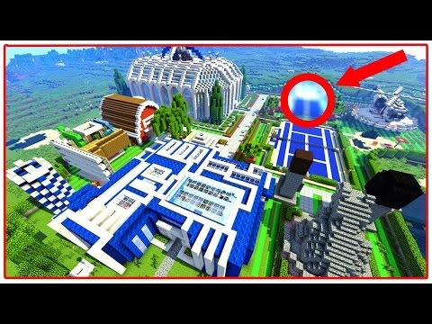 DÜNYANIN EN BÜYÜK AKILLI EVİ (MİNECRAFT) - Видео из Майнкрафт (Minecraft)