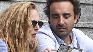 La inesperada noticia de Rocío Carrasco y Fidel Albia previa a su entrevista en telecinco