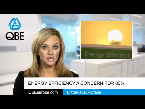 Energy efficiency a concern for 80%