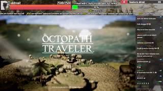 🔴 OCTOPATH TRAVELER + MARIO KART 8 DELUXE 🏁 LETSPLAYmarkus Twitch-Livestream # 46 vom 1. August 2018