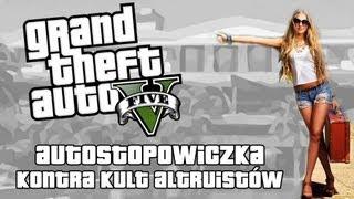 GTA V   Autostopowiczka i Akolita altruistów achievement/trofeum   Poradnik + Lokalizacja