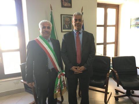 Incontro Con il Console Generale del Regno del Marocco