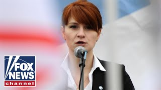 Putin 'outraged' over U.S. sentence for alleged Russian agent Maria Butina