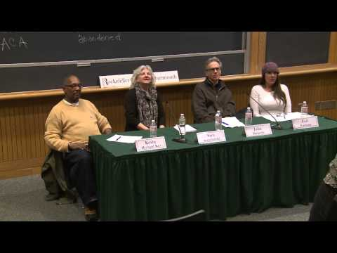 Community Health Panel: Economic & Social Disparities in Health Care & Services