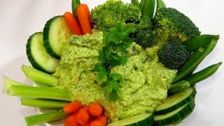 How To Make Creamy Veggie Dip Recipe