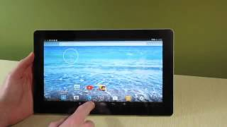 KingPad K100 10 inch tablet review