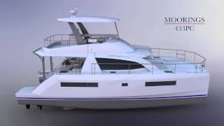Introducing The Moorings 433 Power Catamaran