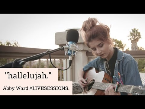Leonard Cohen - Hallelujah. (COVER by Abby...