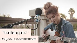 Leonard Cohen - Hallelujah. (COVER by Abel.) #LIVESESSIONS