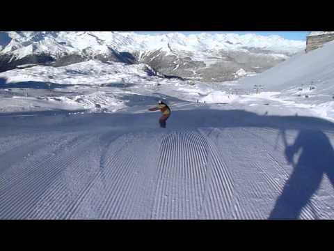Snowboard - Ursus Snowpark Madonna di Campiglio - Backflip