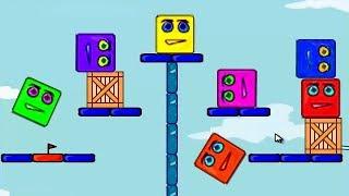 Videos Para Niños - Jumping Box - Juegos Divertidos Para Niños