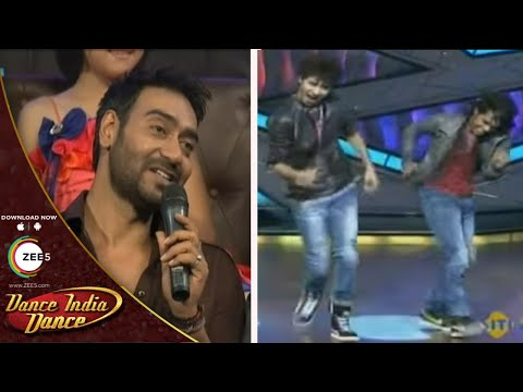 DID L'il Masters Season 2 June 30 '12 - Raghav & Prince