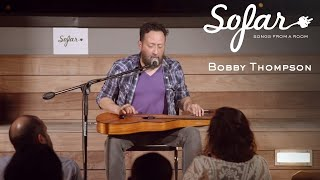 Bobby Thompson - Down To Here | Sofar Washington, DC