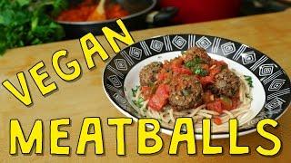 Vegan Meatballs With Emily - Ep. 20