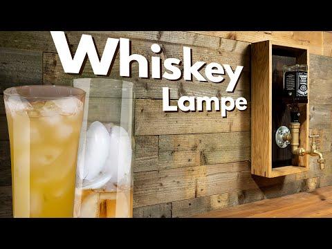 Whisky oder Getränke Dispenser (Getränkespender) - mit Licht und ohne Cola