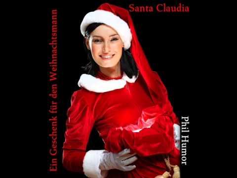 Santa Claudia - Ein Geschenk für den Weihnachtsmann - Story von Phil Humor