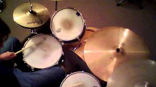 "Jon Biggs "" Rough Boy "" - drum cover"