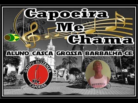 14° CAPOEIRA ME CHAMA COM ALUNO CASCA GROSSA DE BARBALHA-CE GMC-GRUPO MUZENZA CAPOEIRA 08 10 2018