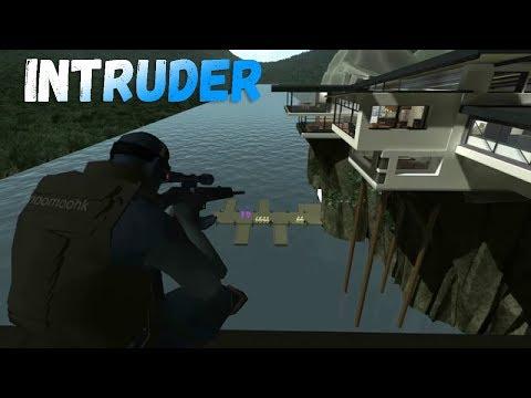 Intruder с Бандой #2/2