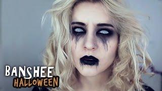 ♦ Makijaż Banshee na Halloween ♦