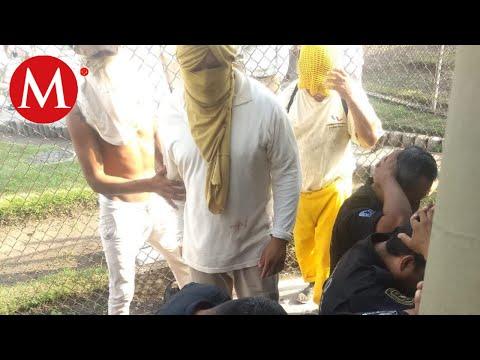 Reportan Riñas En Penal De Atlacholoaya, En Morelos