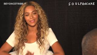 Beyoncé - World Humanitarian Day Interview #WHD2013