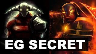 eg secret ee vs arteezy 2x rapiers best game major dota 2