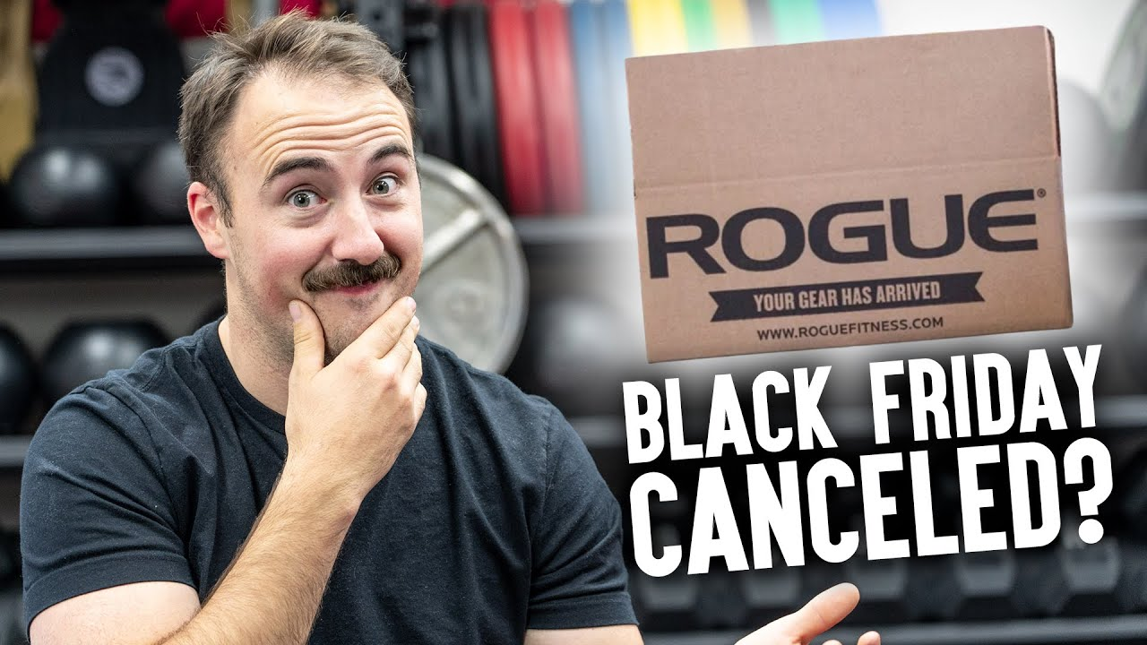 Home Gym Black Friday Canceled? Ask COOP Anything 2020!