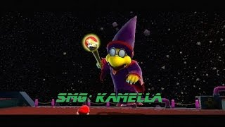 Super Mario Galaxy: Kamella¦ Cello cover/remix