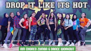 Drop It Like Its Hot Remix Snoop Dog Tik Tok Hits Zumba Dance Workout Choreo