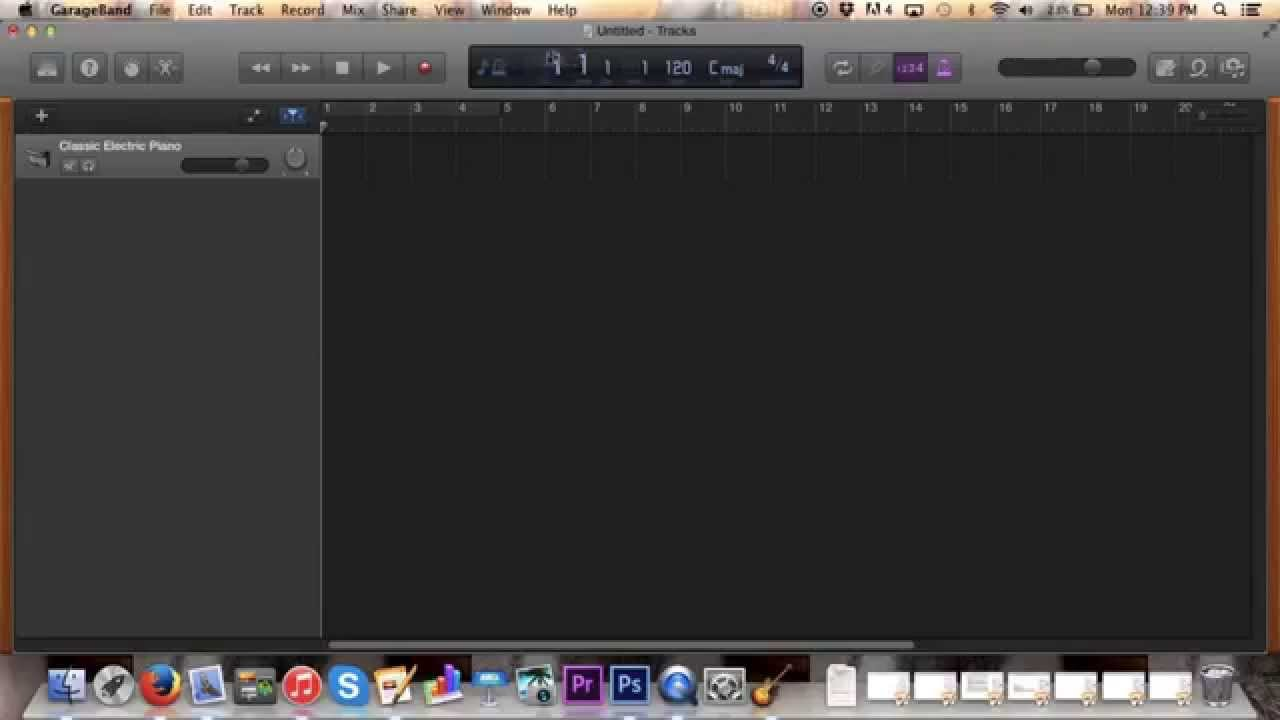 Creating Your Own Song in Garageband Tutorial - YouTube
