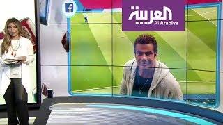 تفاعلكم : صورة تكشف فريق الفنان عمرو دياب المفضل لكرة القدم