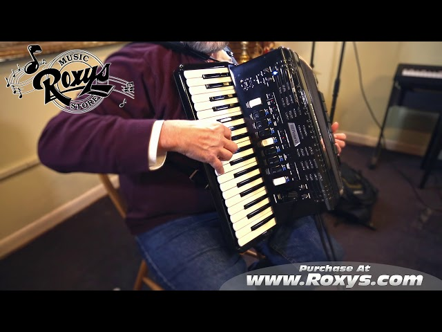 Yellow Bird performed on the  Roland FR-4x
