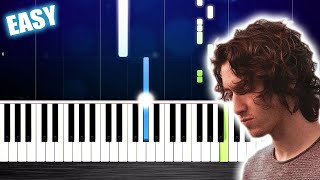 Baixar Dean Lewis - Be Alright - EASY Piano Tutorial by PlutaX