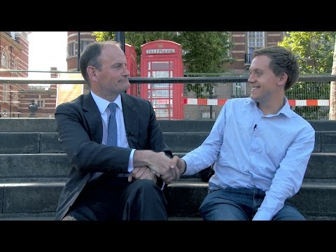 David Cameron 'represents every failed orthodoxy of the age' | Owen Jones meets Douglas Carswell
