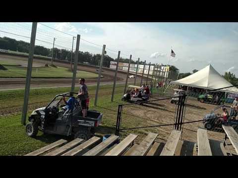 Jett's 1st race at Deer Creek Speedway