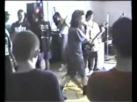 DISRUPT LIVE 1992