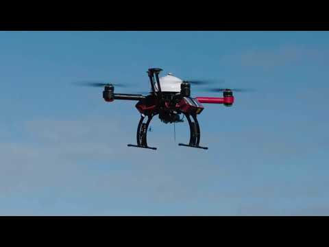 UAV BVLOS Enabling Technologies Trial