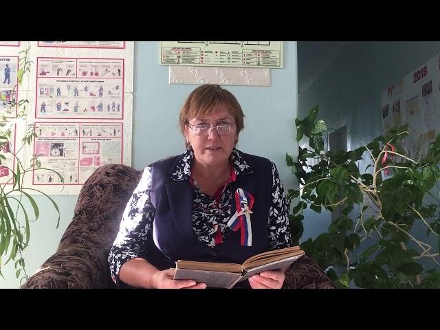 Изображение предпросмотра прочтения – ЛяляХарисова читает произведение «Реквием» А.А.Ахматовой