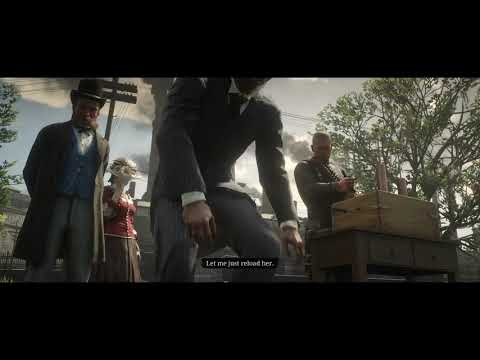 remote-control toy boat - loďka na dálkové ovládání - Red Dead Redemption 2
