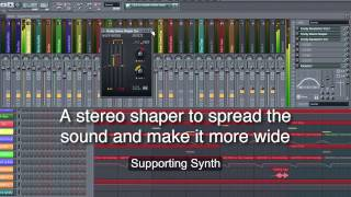 Producer Tutorial: Structure of a Progressive House track - About Layering and Mixing