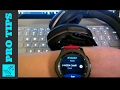 Gear S3 Pro Tips: Listen to Music/Spotify & Pair BT Headphones (HD)