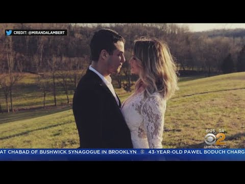 Miranda Lambert Marries NYPD Officer