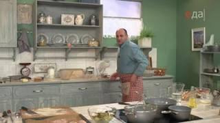 Салат из соленых огурцов от Ильи Лазерсона / Обед безбрачия