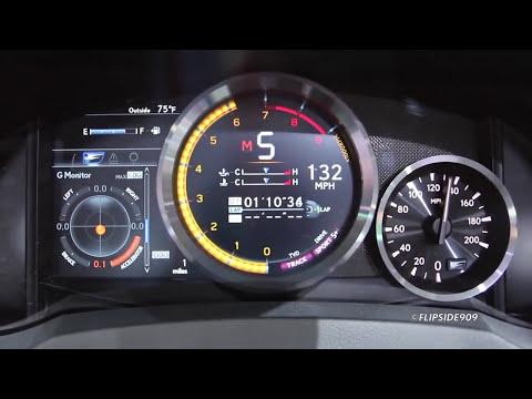 Cool 2015 Lexus RCF Exhaust Note  Doovi