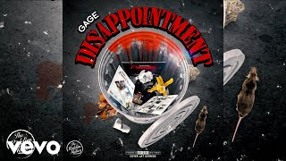 Gage - Disappointment (Official Audio)