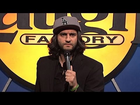 Amir K | Fake Terrorist | Stand-Up Comedy