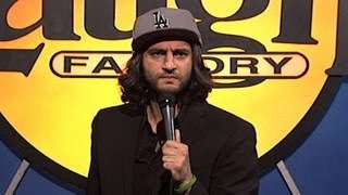 Amir K - Fake Terrorist (Stand Up Comedy)