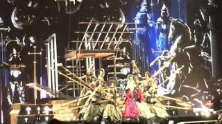 "1.- Madonna ""Spanish Passion"" in concert in Barcelona:Spain:España! 25/11/2015"