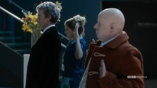 Who is The Ghost? - Doctor Who Christmas Special: The Return of Doctor Mysterio Sneak Peek